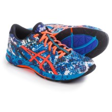 ASICS GEL-Noosa Tri 11 Running Shoes (For Men) in Island Blue/Flash Coral/Black - Closeouts