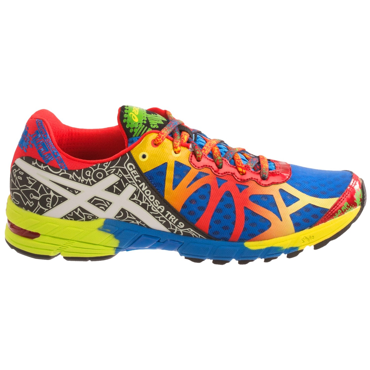 Asics Womens Running Shoes Academy