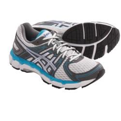 Asics GEL-Oracle Running Shoes (For Women) in 0191 White/Lightning/Iris