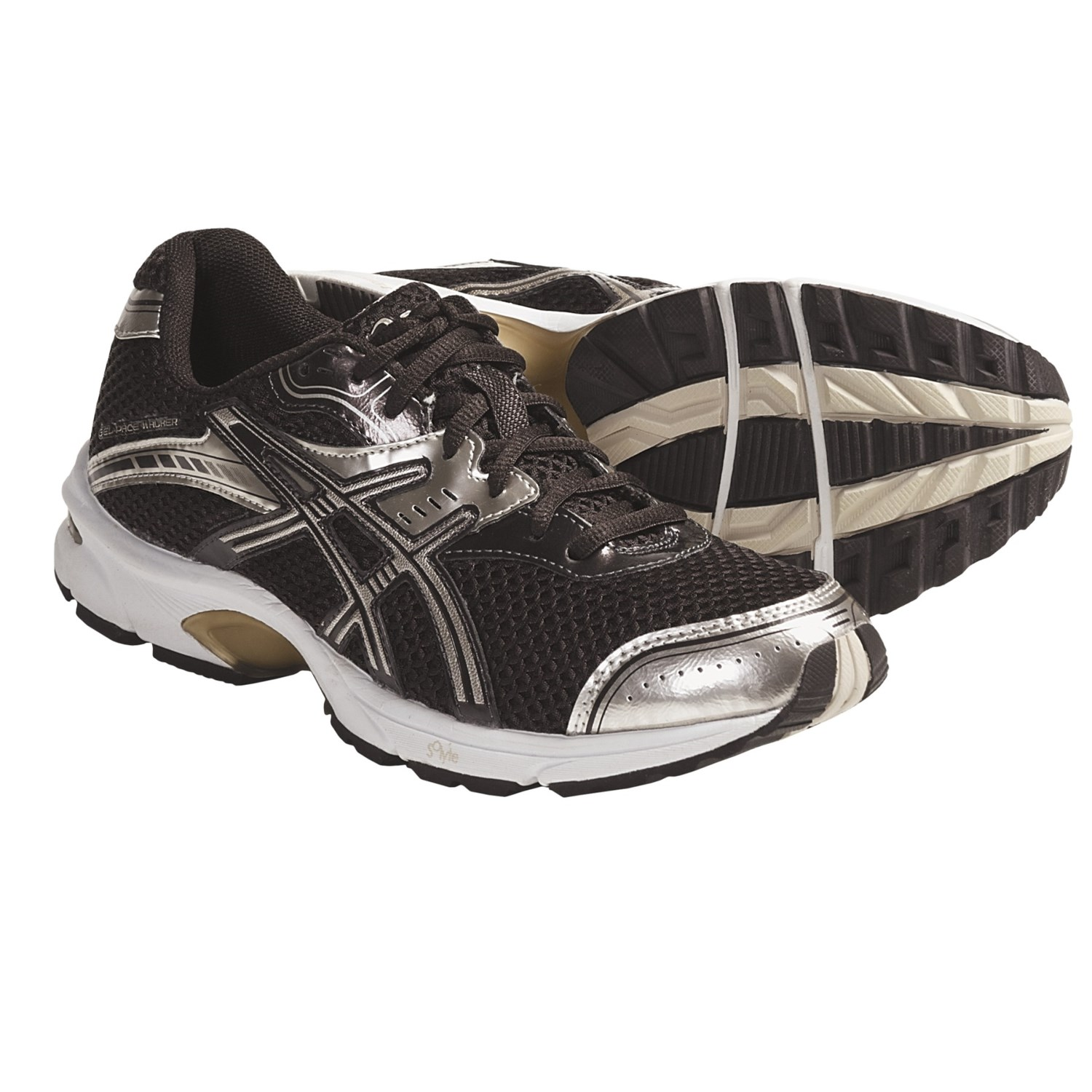 Asics GEL-Pace Walker Walking Shoes (For Women) in Chocolate/Champagne