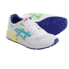 ASICS GEL-Saga Running Shoes (For Women) in White/Pink - Closeouts