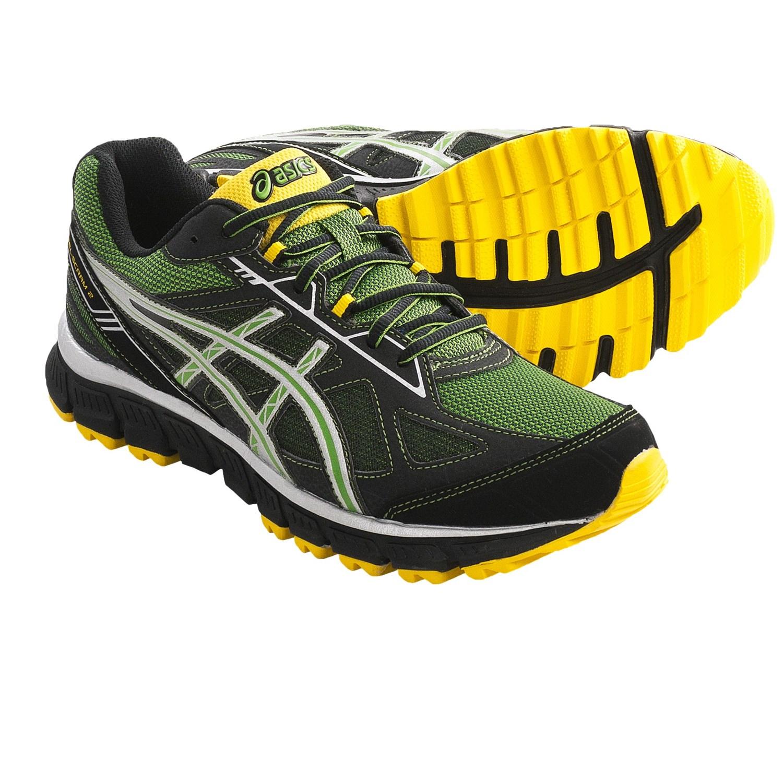 46bb3eaed774 Asics GEL Scram 2 Trail Running Shoes (For Men) 6697F 30 on PopScreen