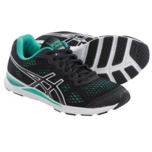 ASICS GEL-Storm 2 Running Shoes (For Women) in Black/Onyx/Emerald - Closeouts