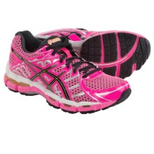 ASICS GEL-Surveyor 2 Running Shoes (For Women) in Neon Pink/Black/Flash Yellow - Closeouts