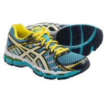 ASICS GEL-Surveyor 2 Running Shoes (For Women) in Turquoise/White/Lightning - Closeouts