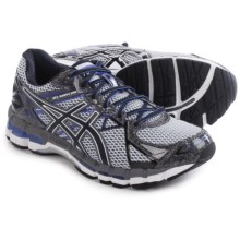 ASICS GEL-Surveyor 3 Running Shoes (For Men) in Stone/Black/Blue - Closeouts