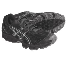 Asics GEL-Trail Lahar 3 Gore-Tex® Running Shoes - Waterproof (For Women) in Black/Onxy/Silver - Closeouts