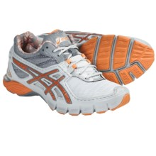 Asics GEL-Upstart Training Shoes (For Women) in Lightning/Orange - Closeouts