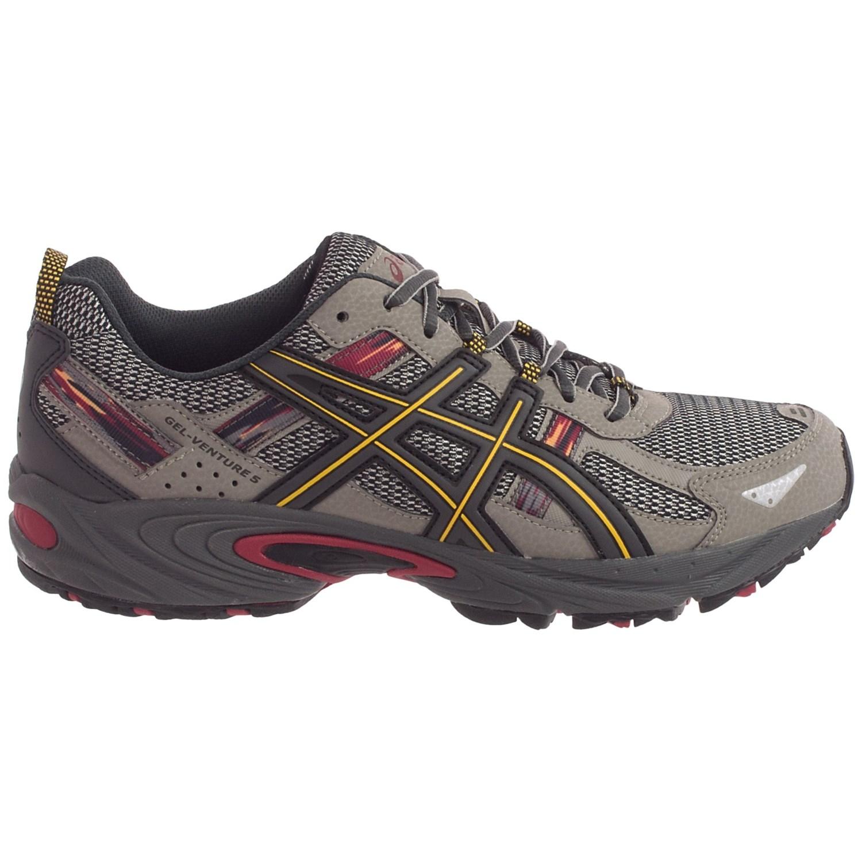 Men S Gel Venture  Trail Running Shoe Reviews