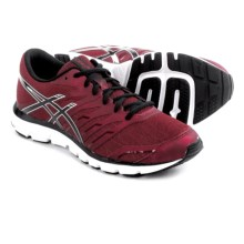 ASICS GEL-Zaraca 4 Running Shoes (For Men) in Deep Ruby/Onyx/Silver - Closeouts