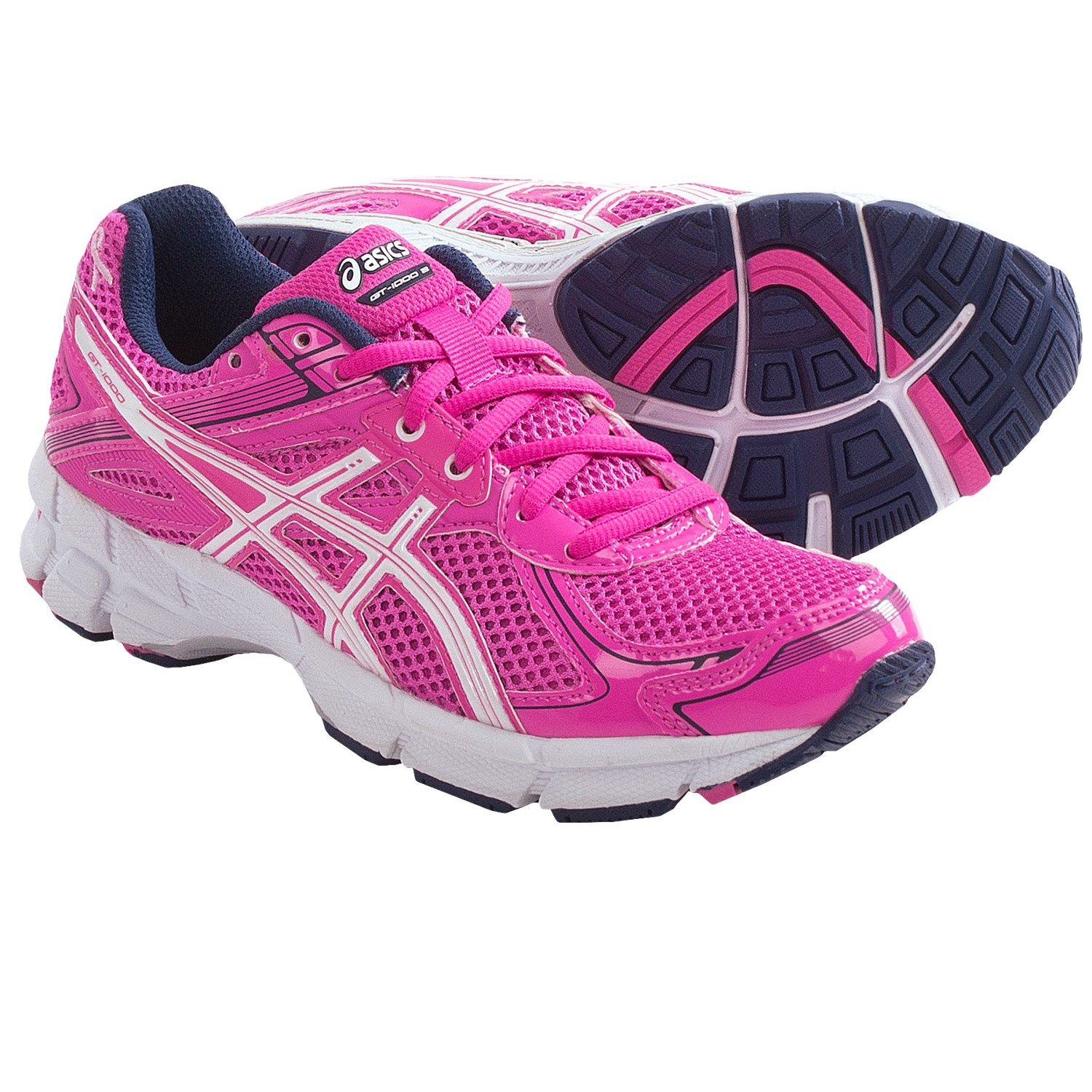 Pink Running Shoes for Girls