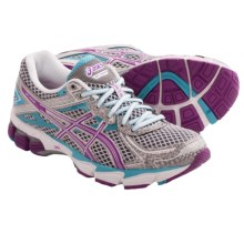 Asics GT-1000 2 Running Shoes (For Women) in Lightning/Purple/Turquoise - Closeouts