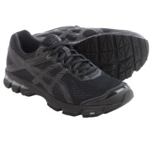 ASICS GT-1000 4 Running Shoes (For Men) in Black/Onyx/Black - Closeouts
