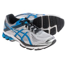 ASICS GT-1000 4 Running Shoes (For Men) in Silver/Electric Blue/Black - Closeouts