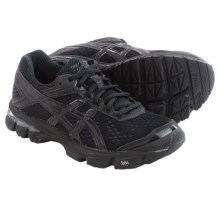 ASICS GT-1000 4 Running Shoes (For Women) in Black/Onyx/Black - Closeouts
