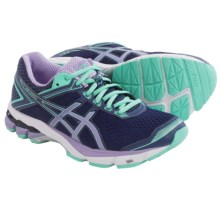 ASICS GT-1000 4 Running Shoes (For Women) in Midnight/Violet/Beach Glass - Closeouts