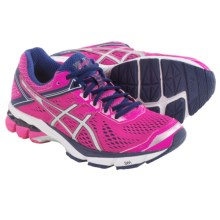 ASICS GT-1000 4 Running Shoes (For Women) in Pink Glow/Silver/Indigo Blue - Closeouts