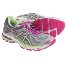 ASICS GT-1000 4 Running Shoes (For Women) in Silver/Pistachio/Pink Glow - Closeouts