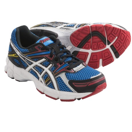 Asics GT-1000 GS Running Shoes (For Kids and Youth) in Royal/White/Red