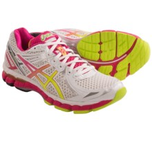 ASICS GT-2000 2 Running Shoes (For Women) in White/Lime/Raspberry - Closeouts