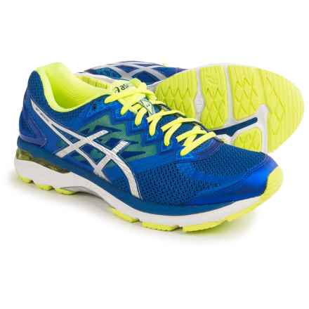 ASICS GT-2000 4 Running Shoes (For Men) in Asics Blue/Silver/Flash Yellow - Closeouts
