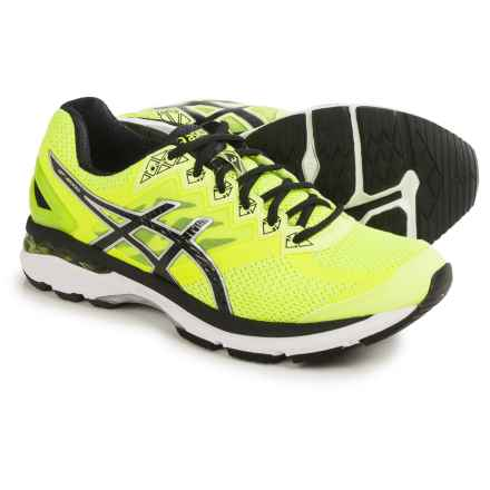 ASICS GT-2000 4 Running Shoes (For Men) in Safety Yellow/Onyx/Carbon - Closeouts