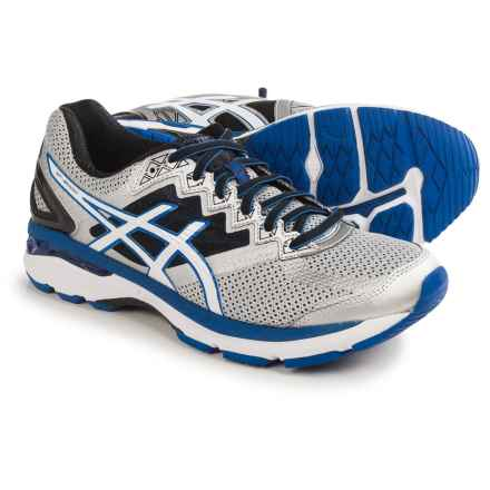 ASICS GT-2000 4 Running Shoes (For Men) in Silver/White/Royal - Closeouts