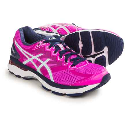 ASICS GT-2000 4 Running Shoes (For Women) in Pink Glow/Soothing Sea/Indigo Blue - Closeouts