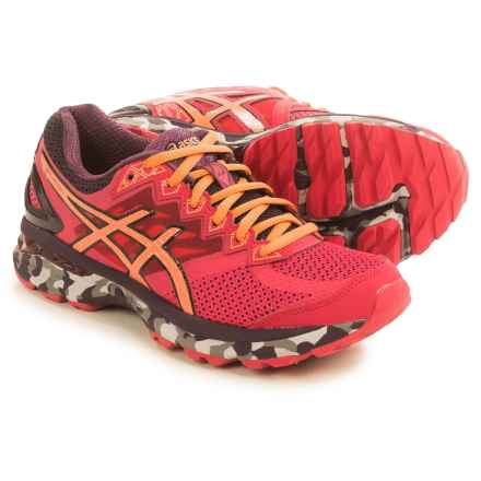 ASICS GT-2000 4 Trail Running Shoes (For Women) in Azalea/Melon/Perfect Plum - Closeouts