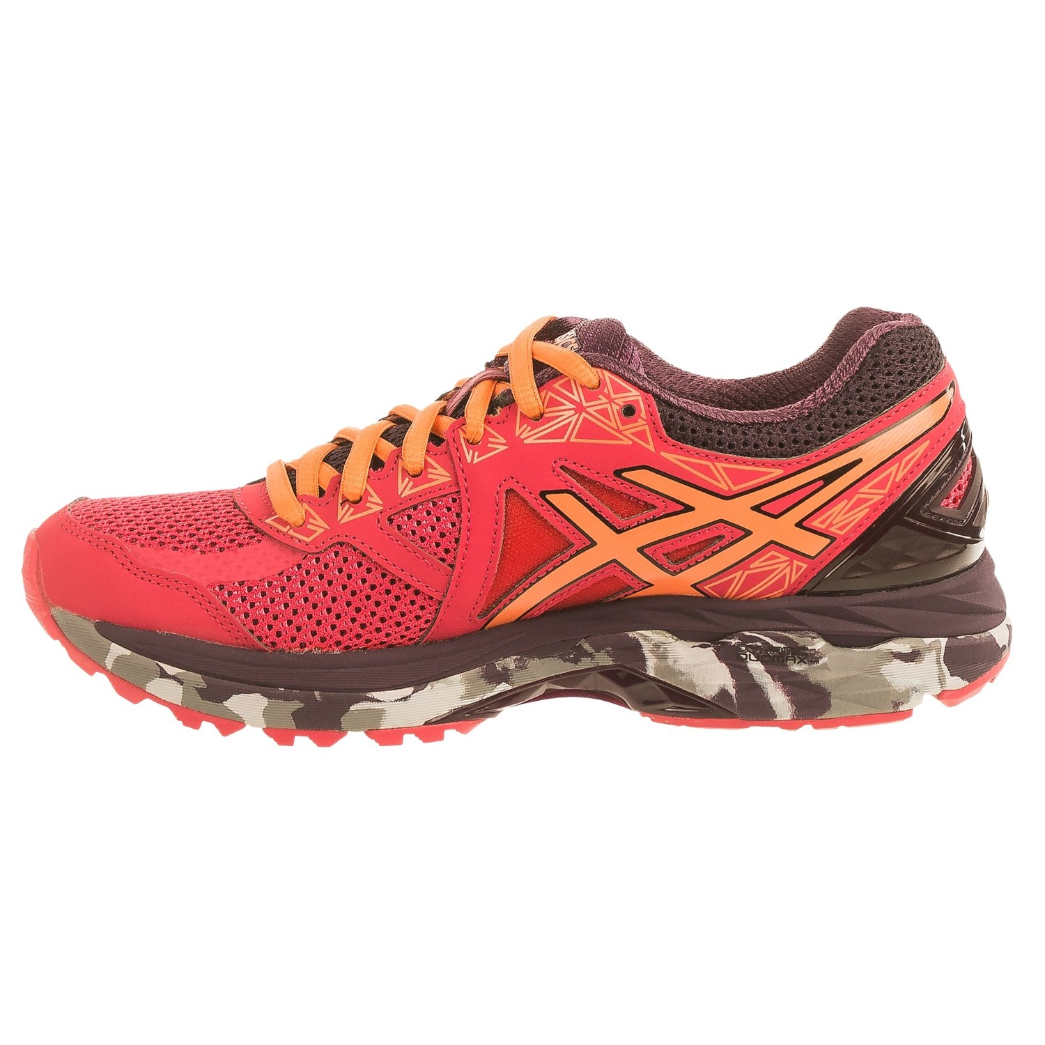 asics gt 2000 4 trail running shoes for women save 41. Black Bedroom Furniture Sets. Home Design Ideas