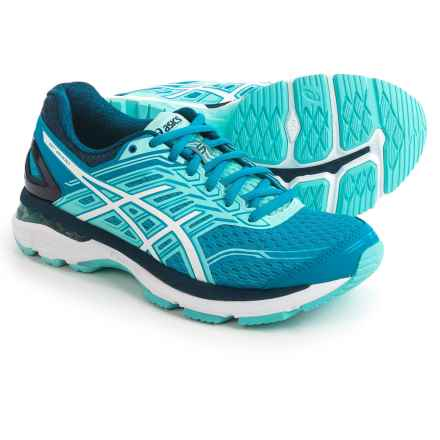 ASICS GT-2000 5 Running Shoes (For Women) in Diva Blue/White/Aqua Splash - Closeouts