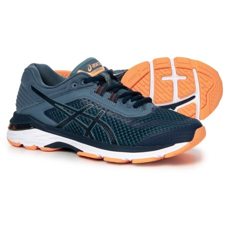 c08604f3312f ASICS GT-2000 6 Running Shoes (For Women) in Indigo Blue Indigo