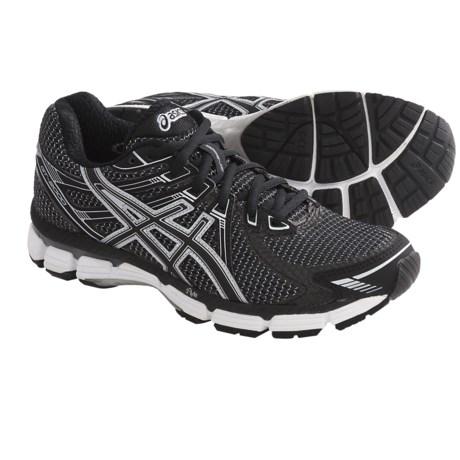 Asics GT-2000 Running Shoes (For Women) in Black/Onyx/White