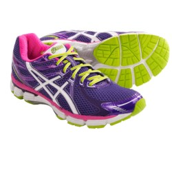 Asics GT-2000 Running Shoes (For Women) in Black/White/Electric Blue