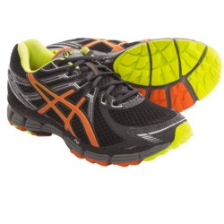 Asics GT-2000 Trail Running Shoes (For Men) in Black/Orange/Lime