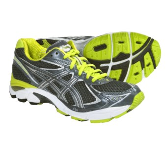 Asics GT-2160 Running Shoes (For Women) in Titanium/Lightning/Kiwi