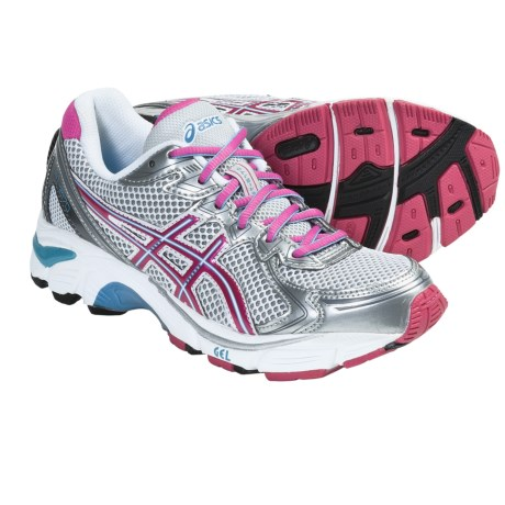 Asics GT-2170 GS Running Shoes (For Kids and Youth) in White/Electric Pink/Tahiti