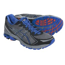 Asics GT-2170 Trail Running Shoes (For Men) in Grey/Black/Blue - Closeouts