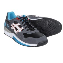 ASICS GT-Quick Sneakers - Suede (For Men) in Black/White - Closeouts