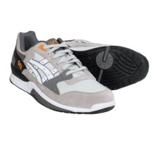 ASICS GT-Quick Sneakers - Suede (For Men) in Soft Grey/Soft Grey - Closeouts