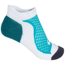 ASICS Hera Deux Single-Tab Socks - Below the Ankle (For Women) in White/Enamel - Closeouts