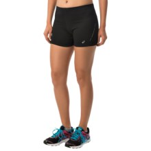 ASICS Hot Pant Shorts (For Women) in Performance Black - Closeouts