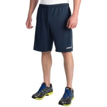 ASICS Kalani Shorts (For Men) in Navy/White - Closeouts