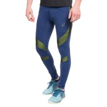 ASICS Leg Balance Tights (For Men) in Indigo Blue - Closeouts