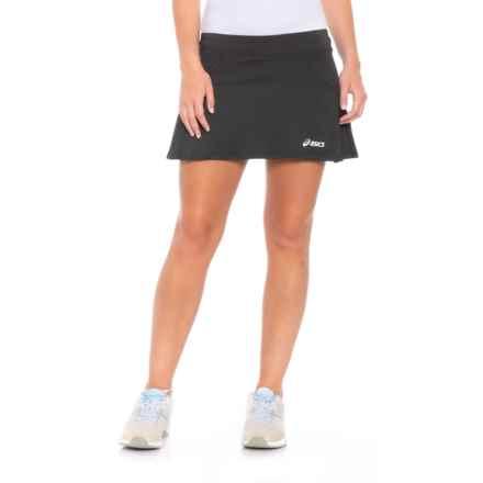 ASICS Love Tennis Skort (For Women) in Black - Closeouts