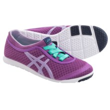 ASICS Metro Walk Shoes (For Women) in Orchid/Lilac/Mint - Closeouts