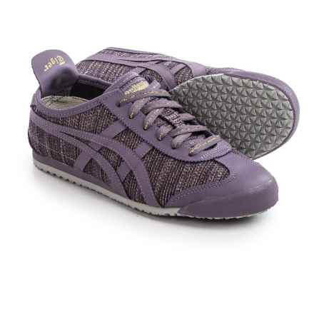 ASICS Onitsuka Tiger Mexico 66 Sneakers (For Women) in Aster Purple/Aster Purple - Closeouts