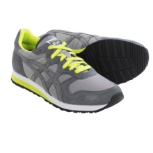 ASICS Onitsuka Tiger OC Runner Sneakers - Suede (For Men) in Light Grey/Grey - Closeouts