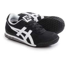 ASICS Onitsuka Tiger Ultimate 81 PS Running Shoes (For Little and Big Kids) in Black/White - Closeouts