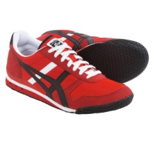 ASICS Onitsuka Tiger Ultimate 81 Sneakers (For Men) in Fiery Red/Black - Closeouts